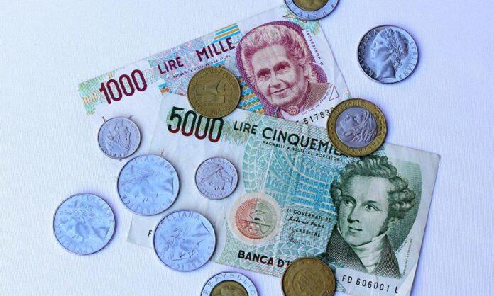 Vecchie lire: valgono di più le monete o le banconote?
